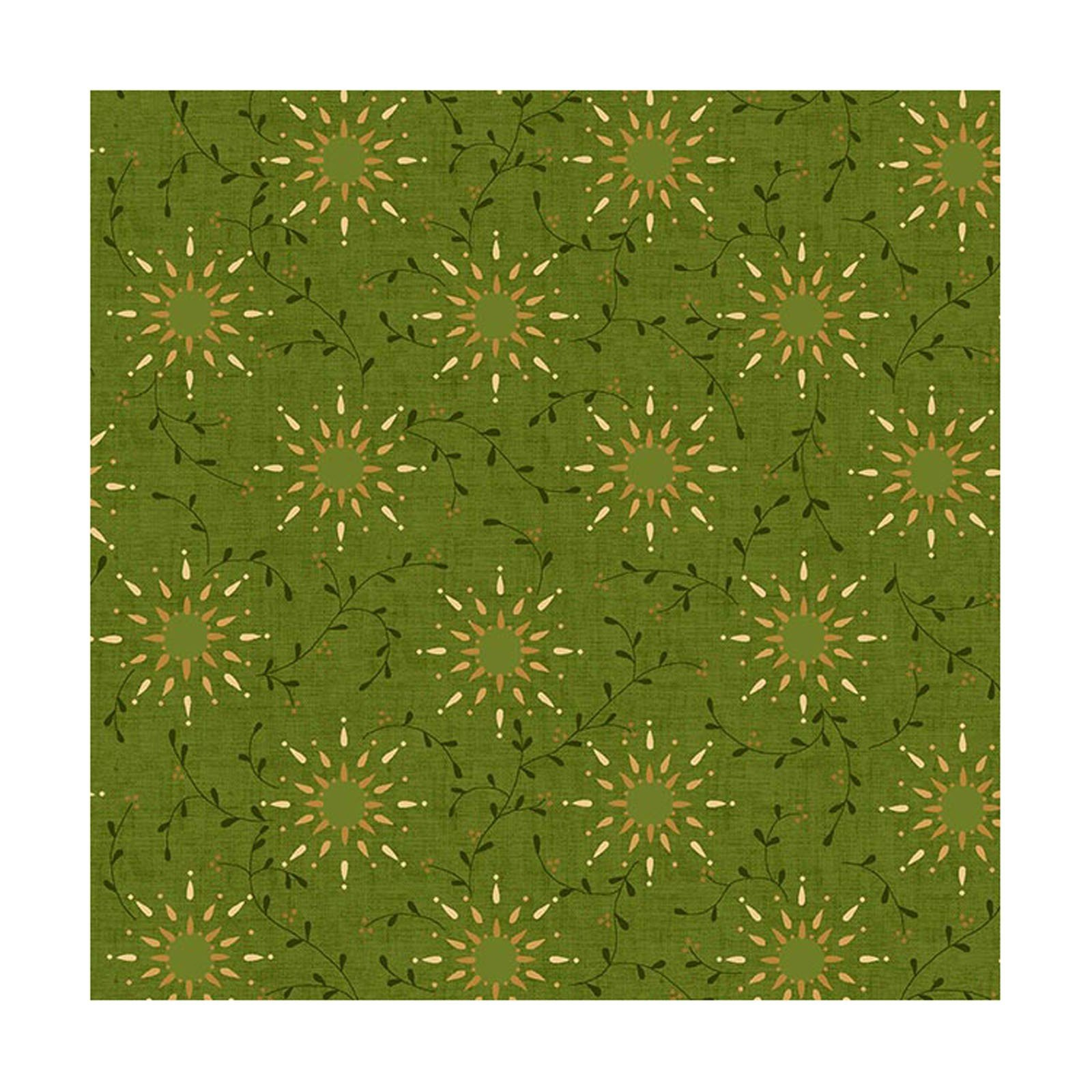 108in Prairie Vine Olive<br/>Henry Glass 6235-66