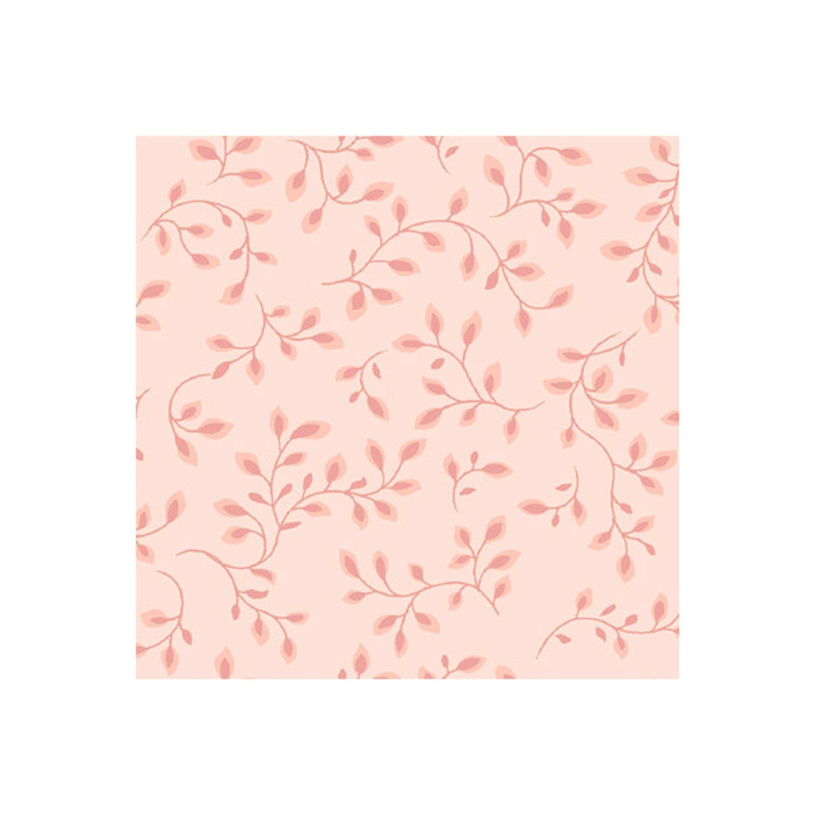 108in Wide Folio - Cream/Pink<br/>Henry Glass 7882-02
