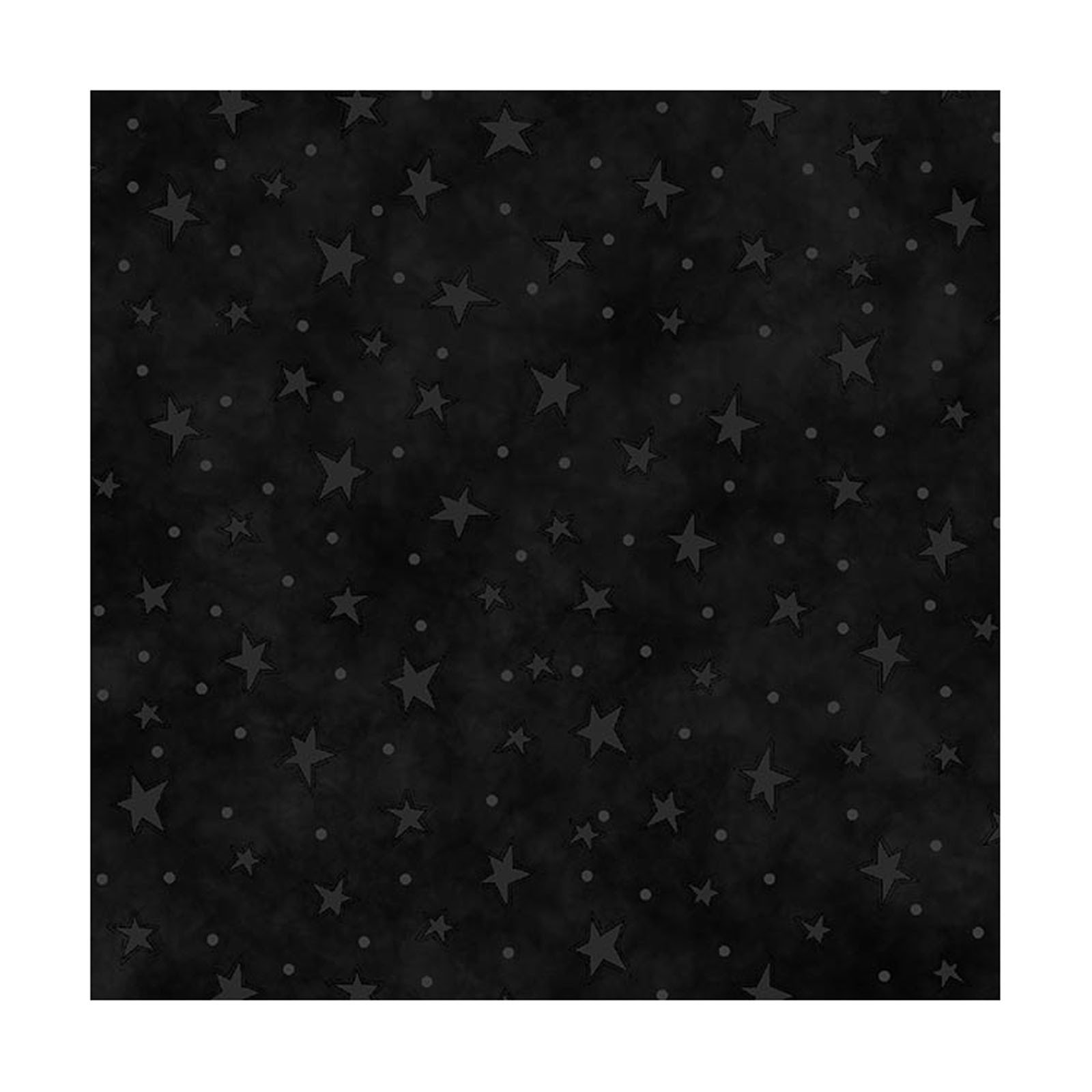 Starry Basics - Black<br/>Henry Glass 8294-99