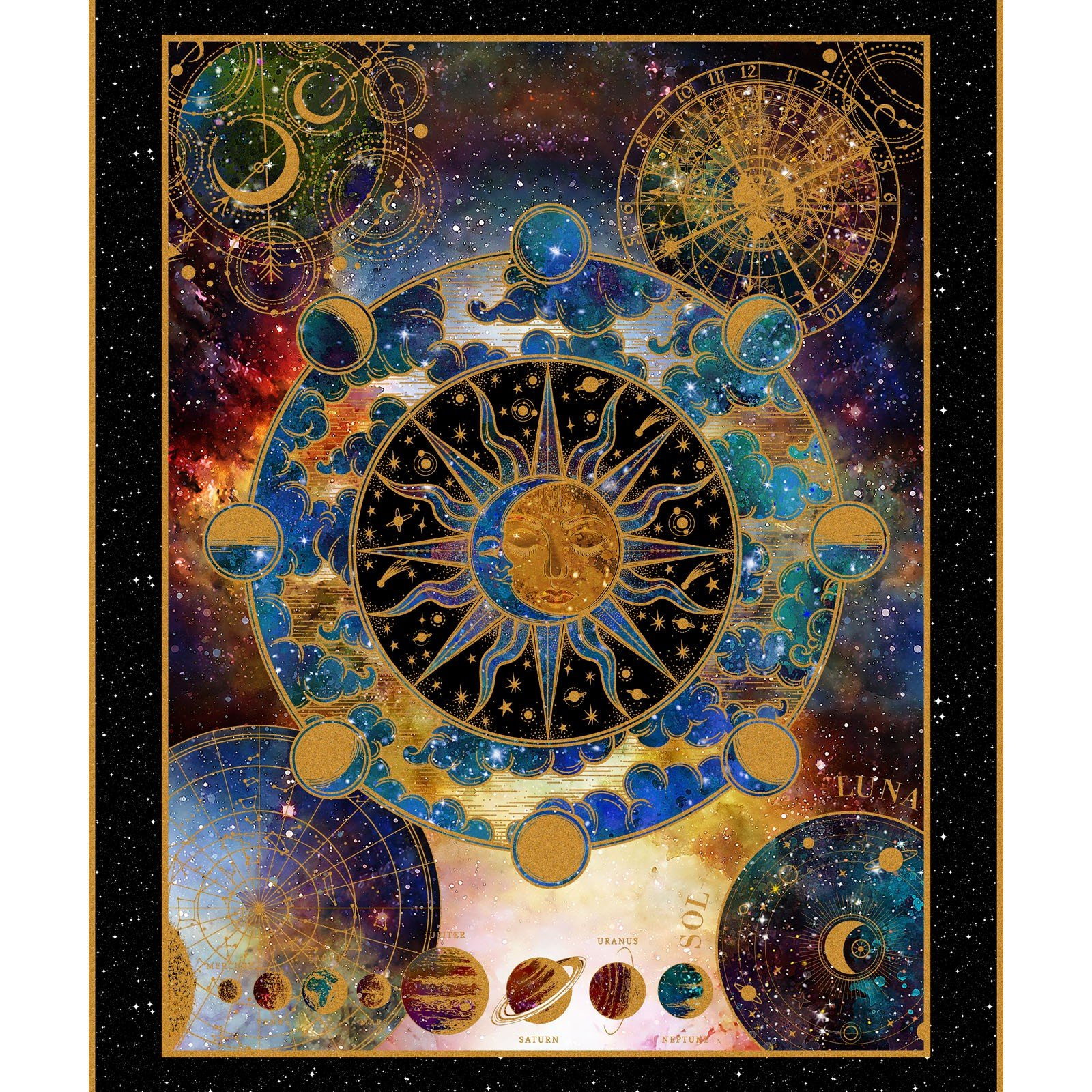 Cosmos Large Panel<br/>In The Beginning 1COS1