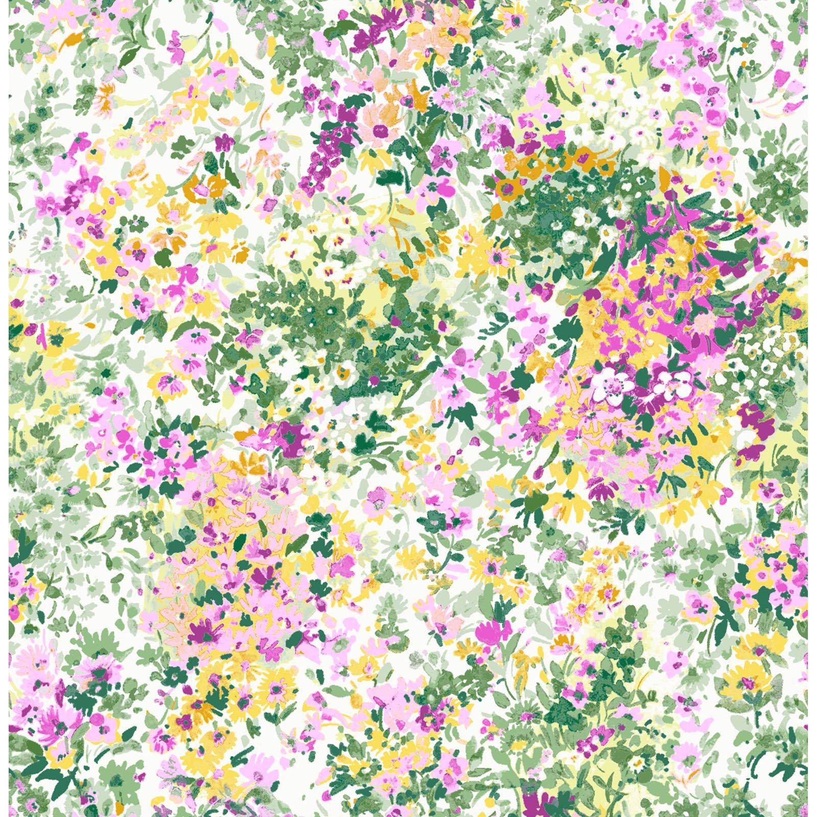 Garden Delights 3GSE-4 Pink<br/>In The Beginning