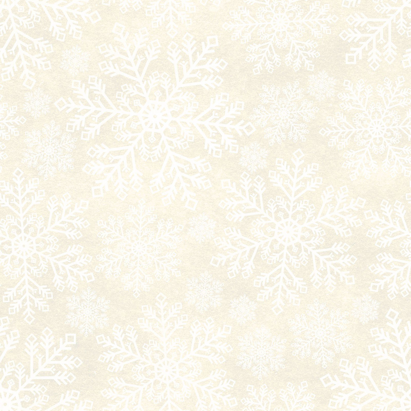 A Poinsettia Winter Cream<br/>In The Beginning 11APW-1