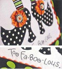 KimberBell Too-Fa-Boo-lous