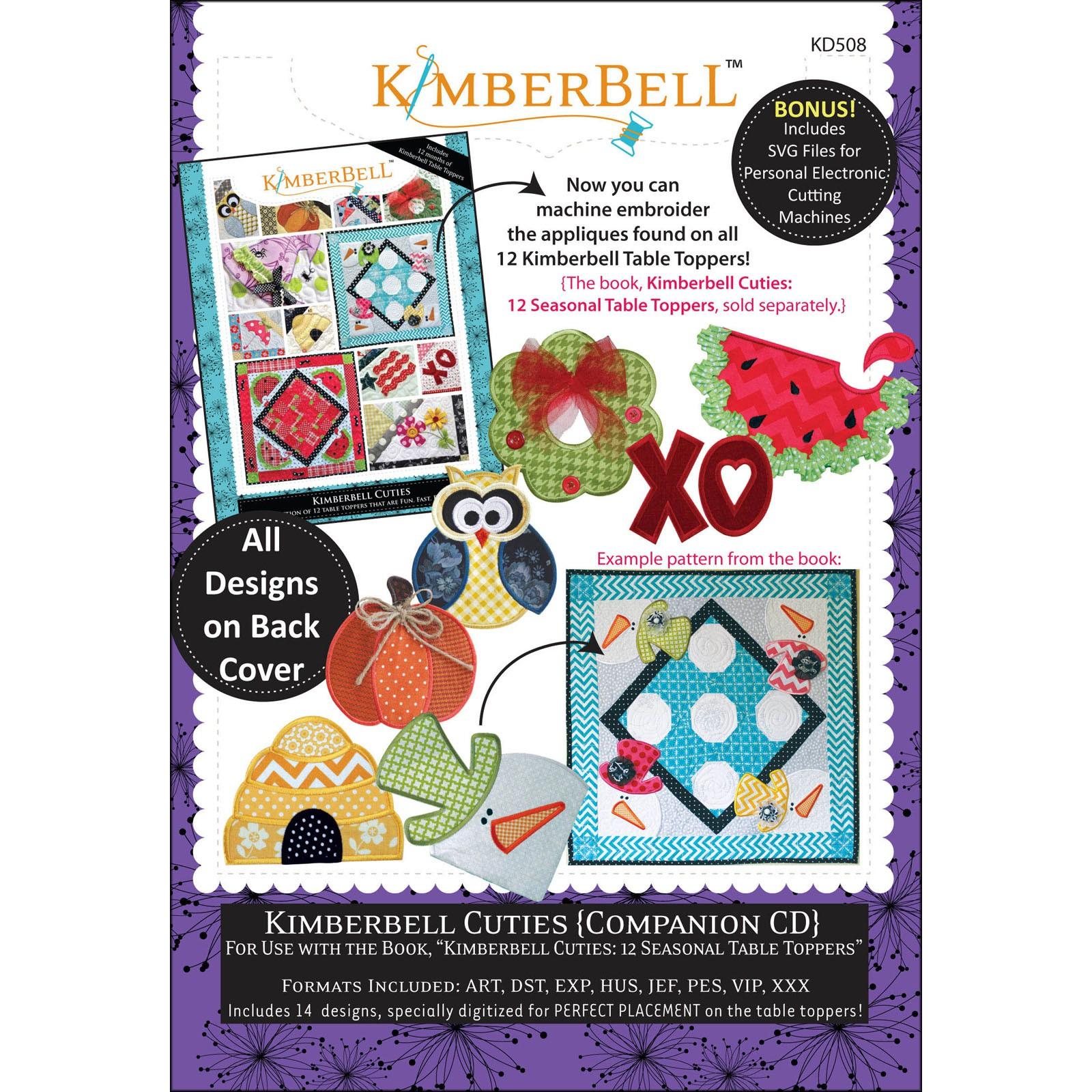 Kimberbell Cuties Companion CD<br/>Kimberbell - ME