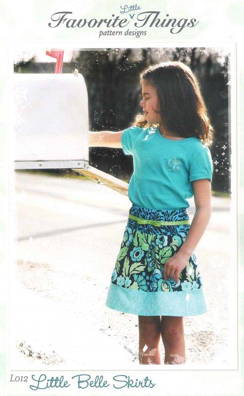 Little Belle Skirts<br/>Favorite Things Pattern Design
