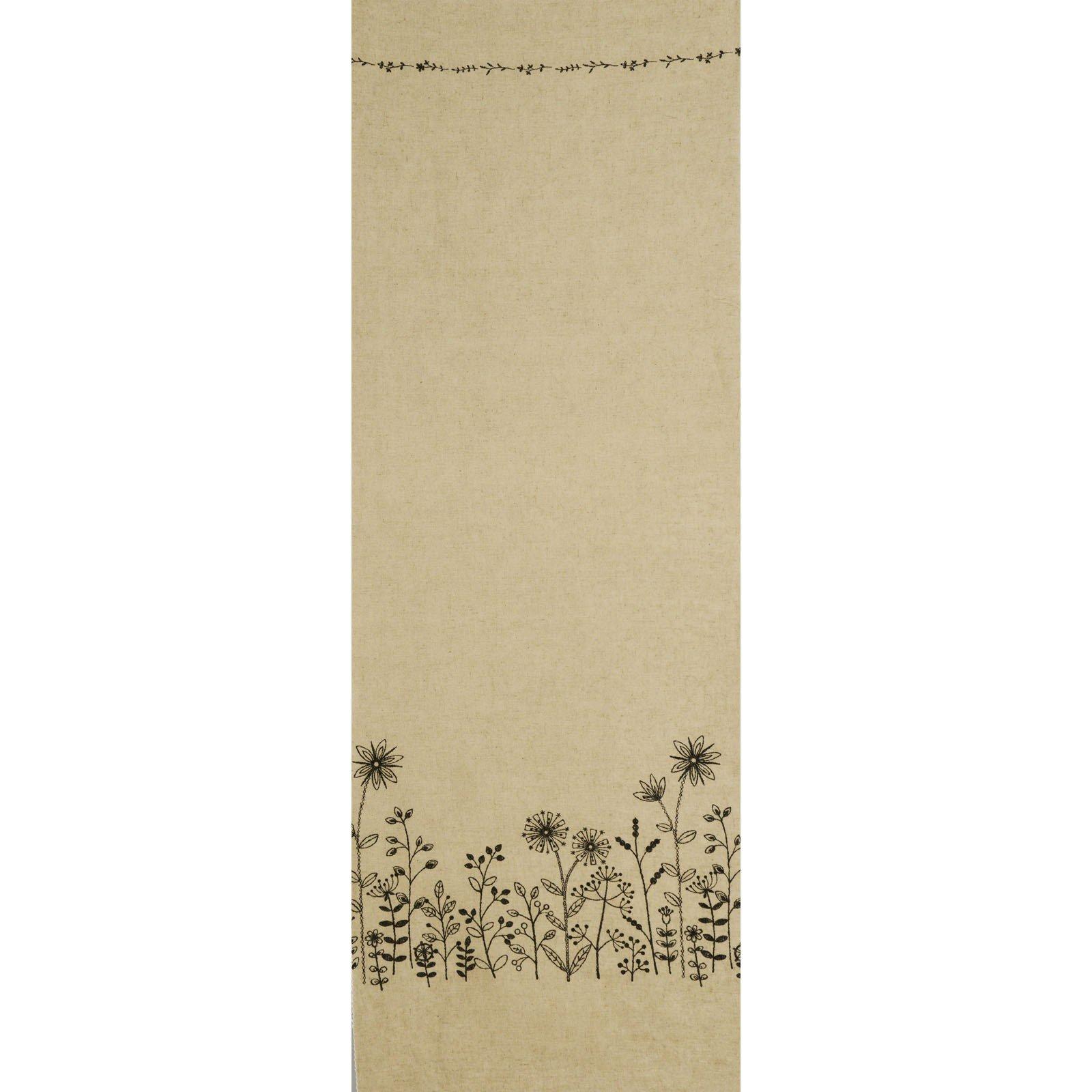 Etoffe Imprevue Beige Linen/Cotton<br/>Lecian 31700-10