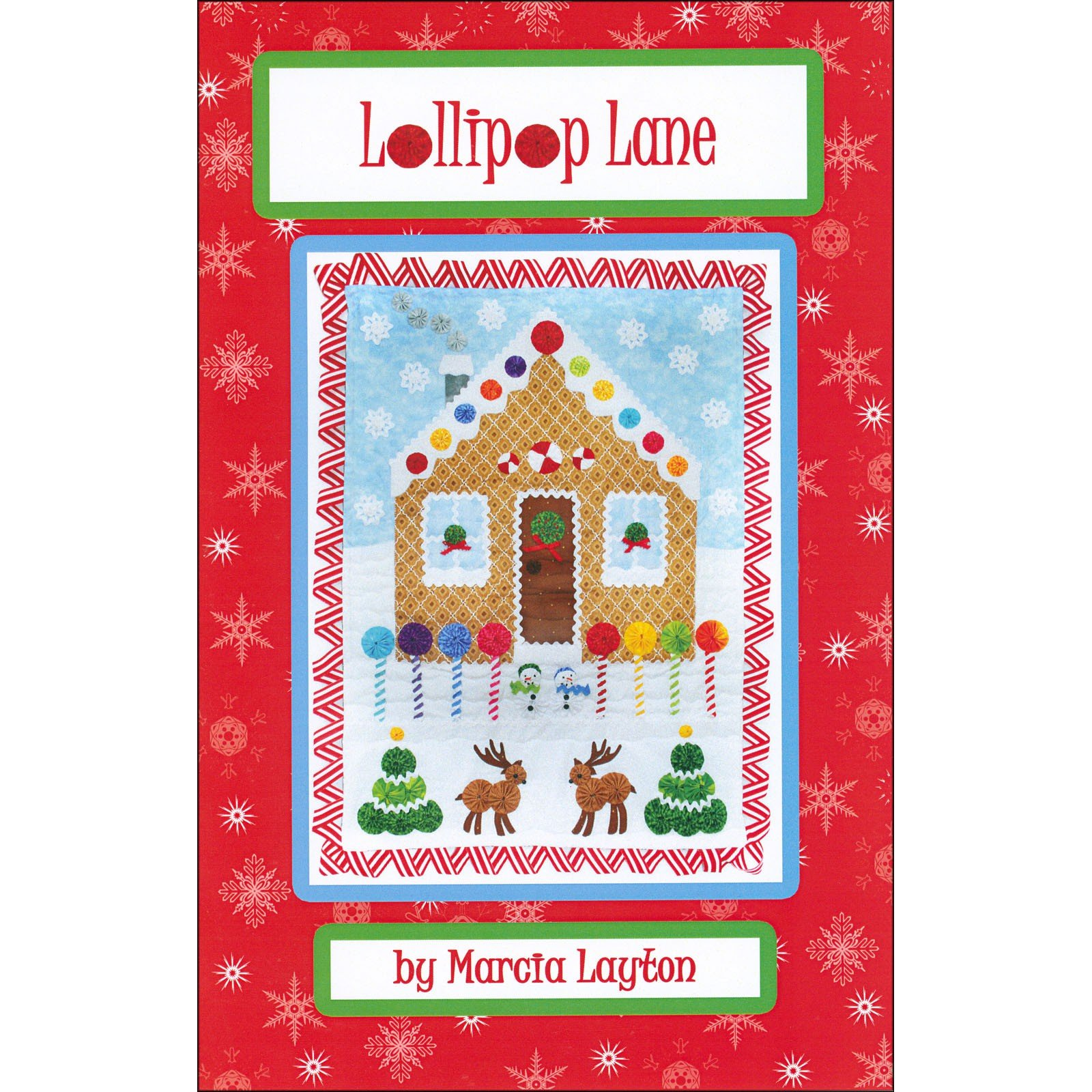 Lollipop Lane<br/>Marcia Layton Designs