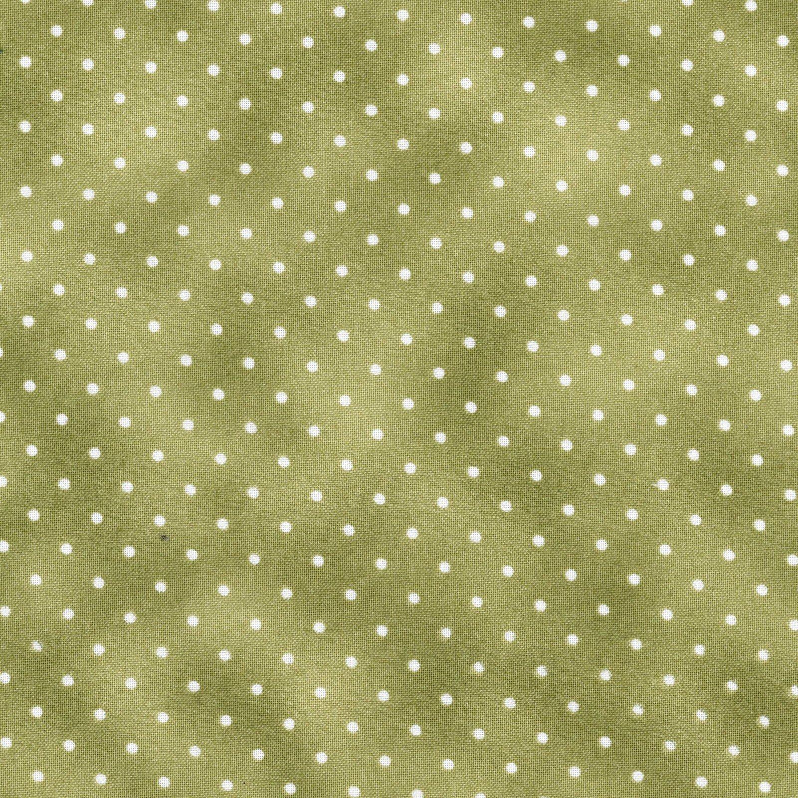 Pin Dots - Lt Olive FQ<br/>Maywood Studio 609-G3