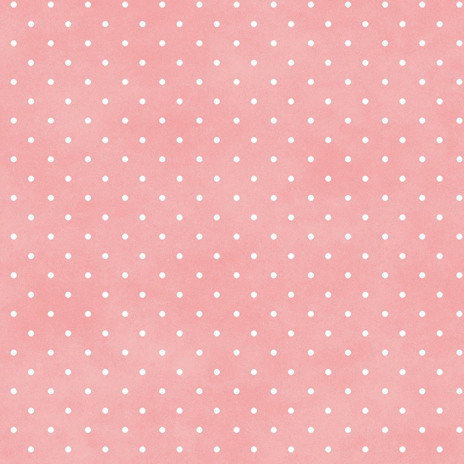 Pin Dots - Soft Pink FQ 609-P3<br/>Maywood Studio