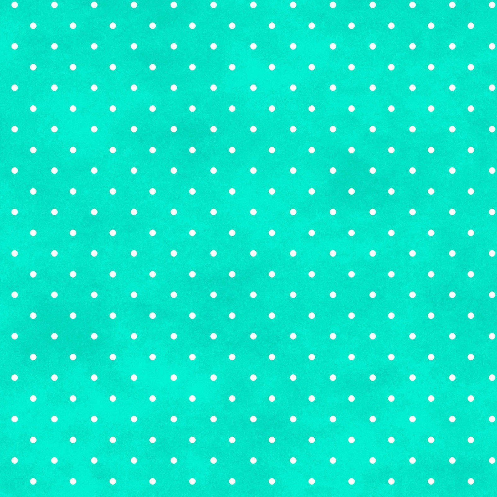 Pin Dots - Aqua 609-Q2<br/>Maywood Studio