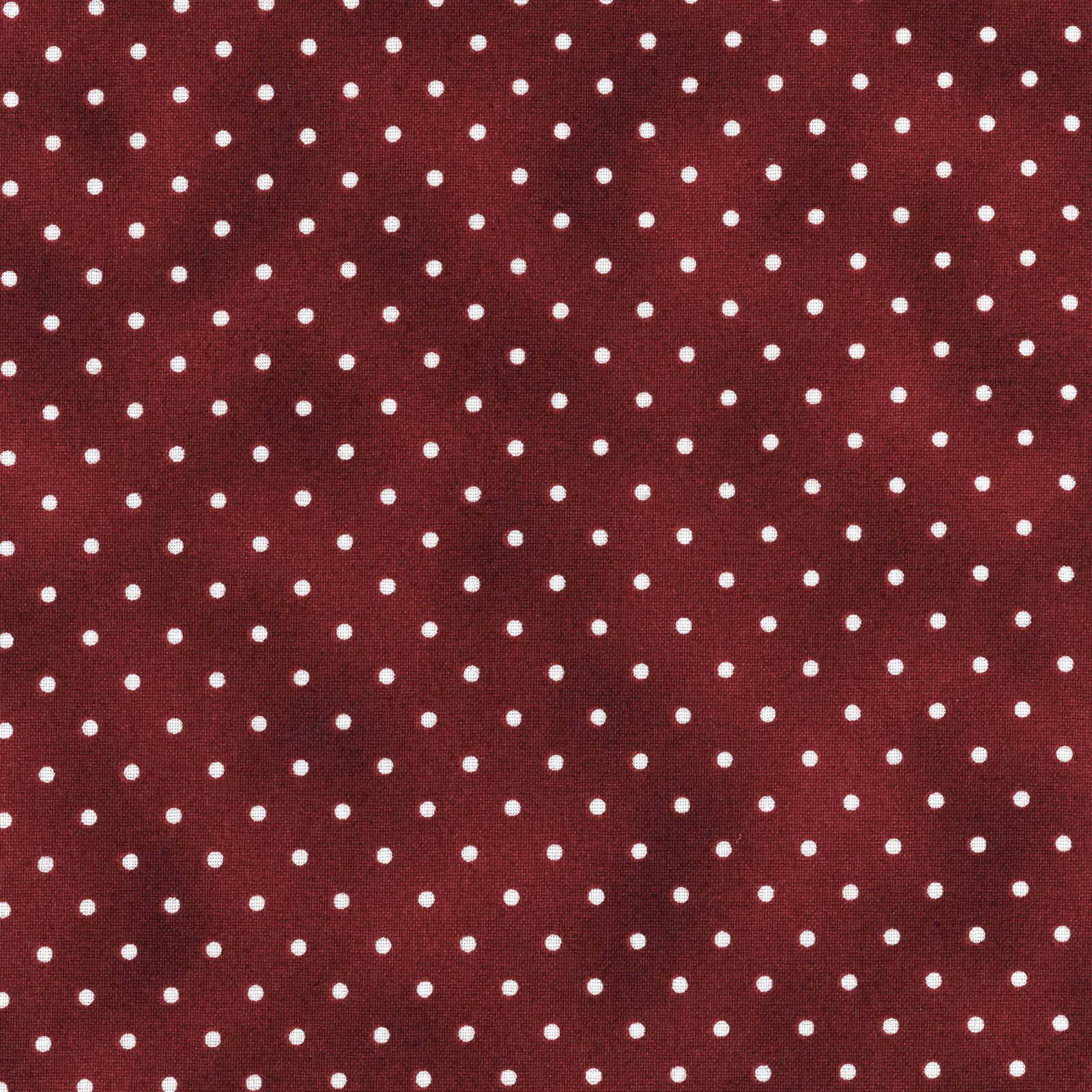 Pin Dots - Deep Red<br/>Maywood Studio 609-R2