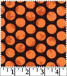 Halloween Class - Orange Dot<br/>Maywood 87101-M2