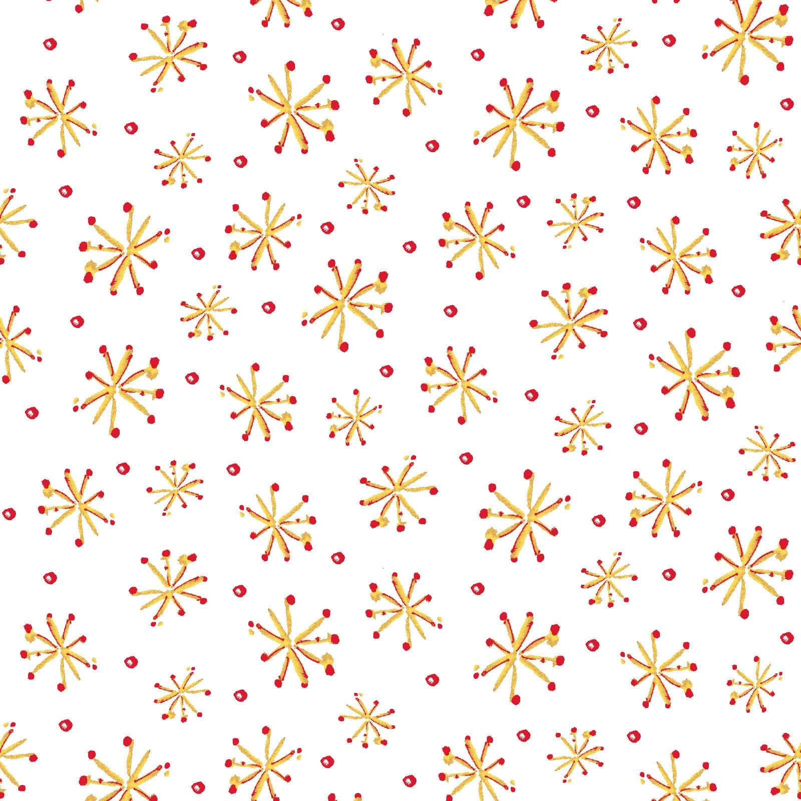 Retro Stars White<br/>Maywood Studio 9375-W