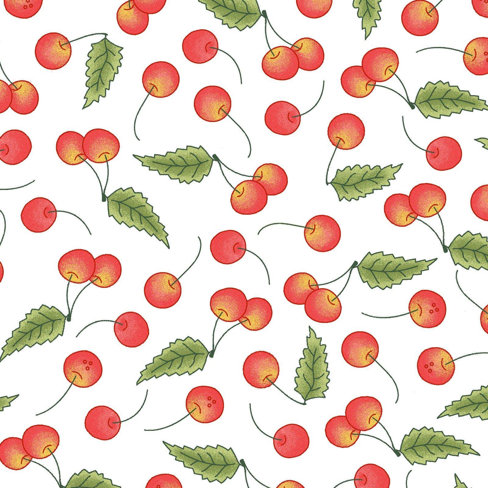 Back Porch Cherries<br/>Maywood Studio 9385-W