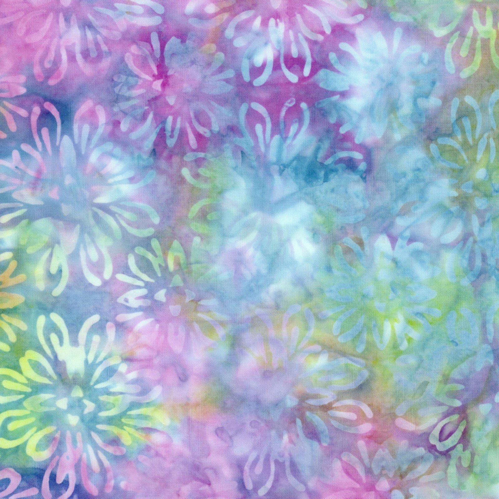 Bejeweled Batiks Mums Multi<br/>Maywood Studio B37-Z