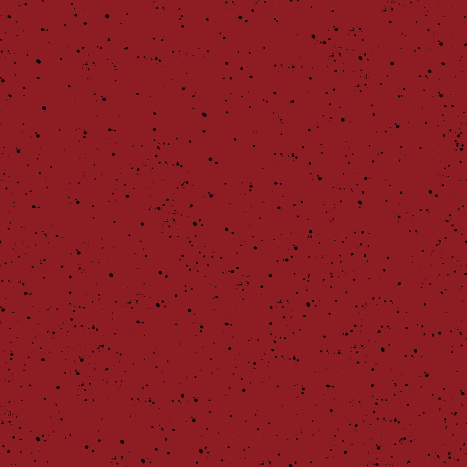 Speckled Solid - Deep Red<br/>Maywood Studio 6205-RJ2