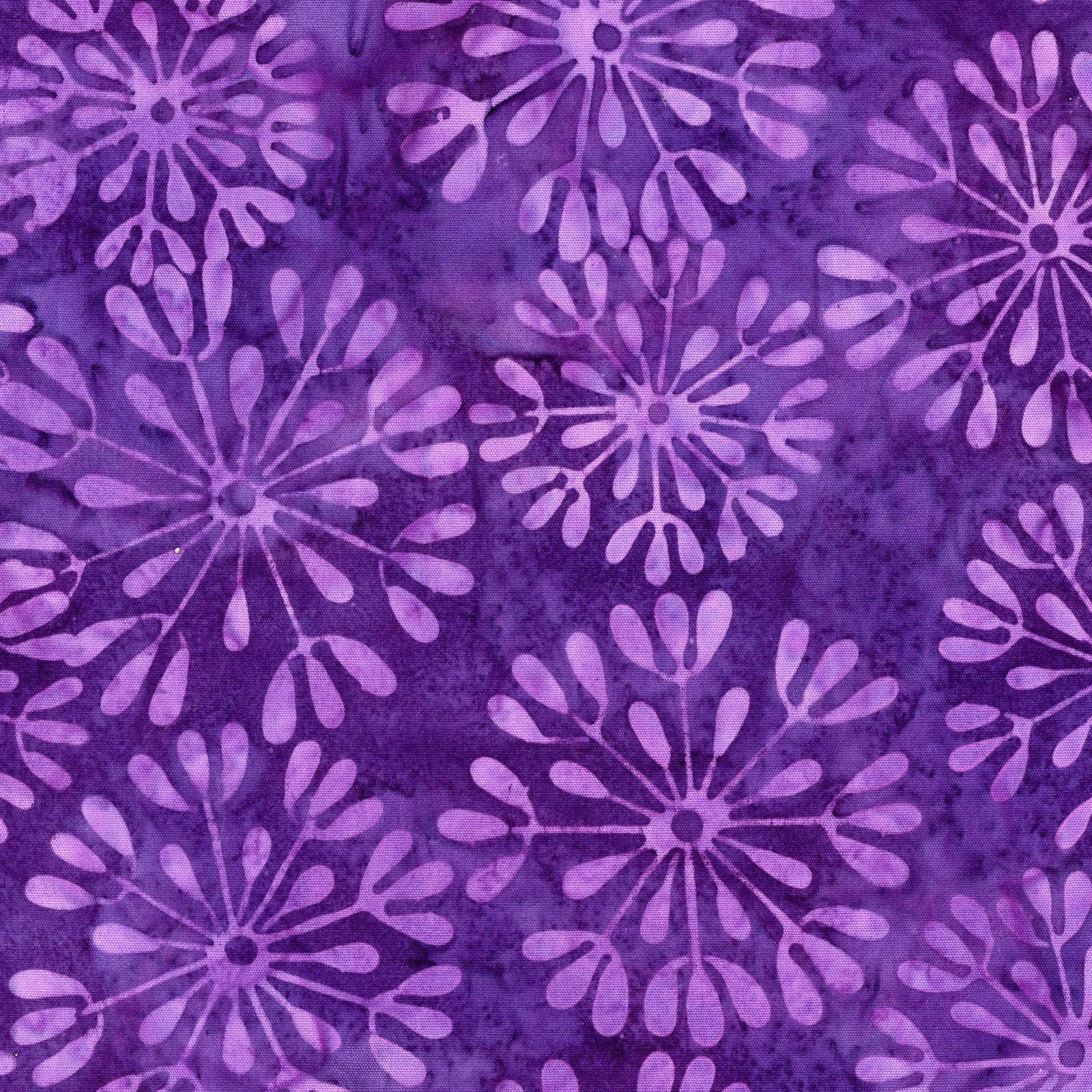 108in Java Batik - Purple<br/>Maywood Studio JQB10-017
