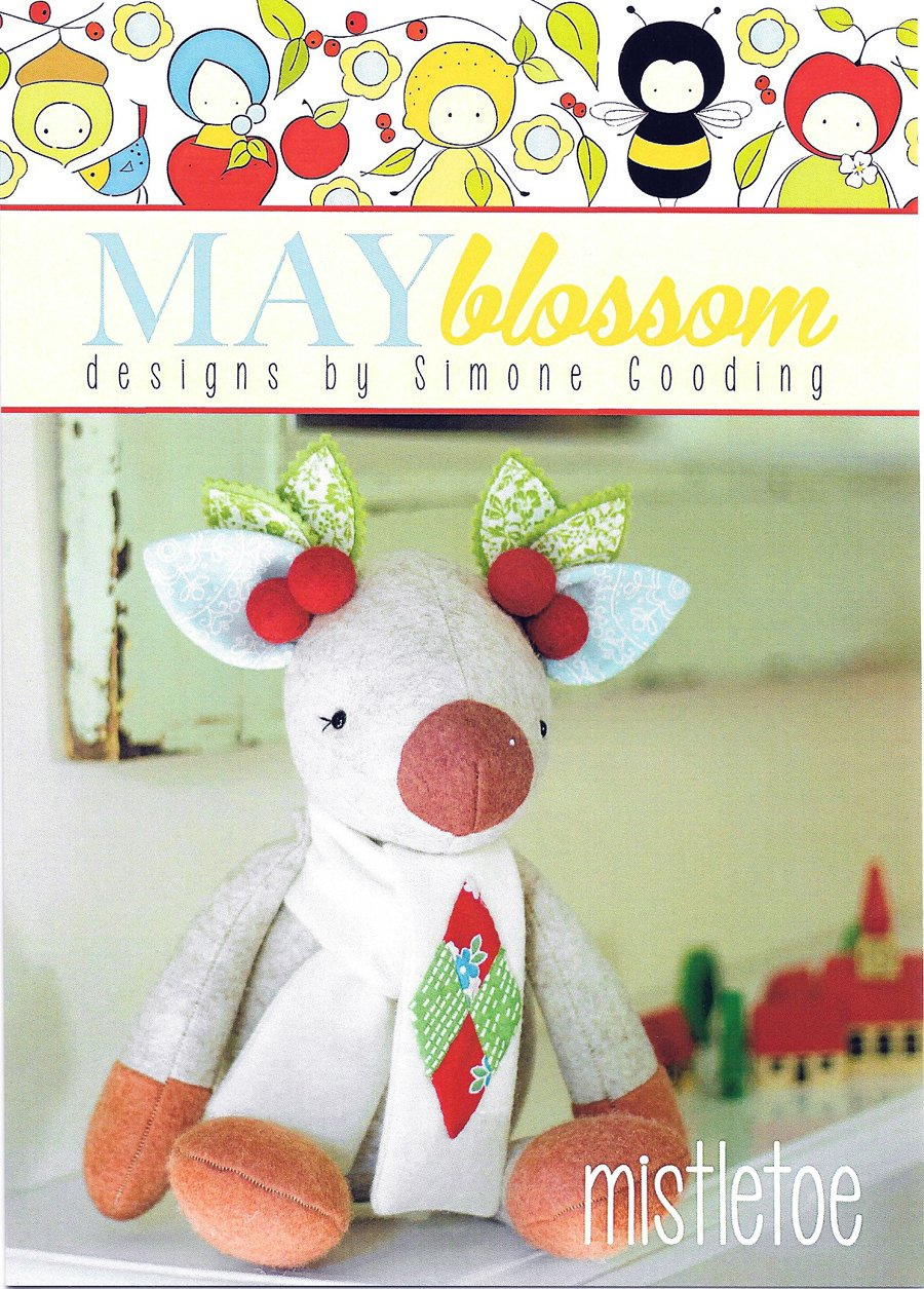 Mistletoe <br/>May Blossom MB081