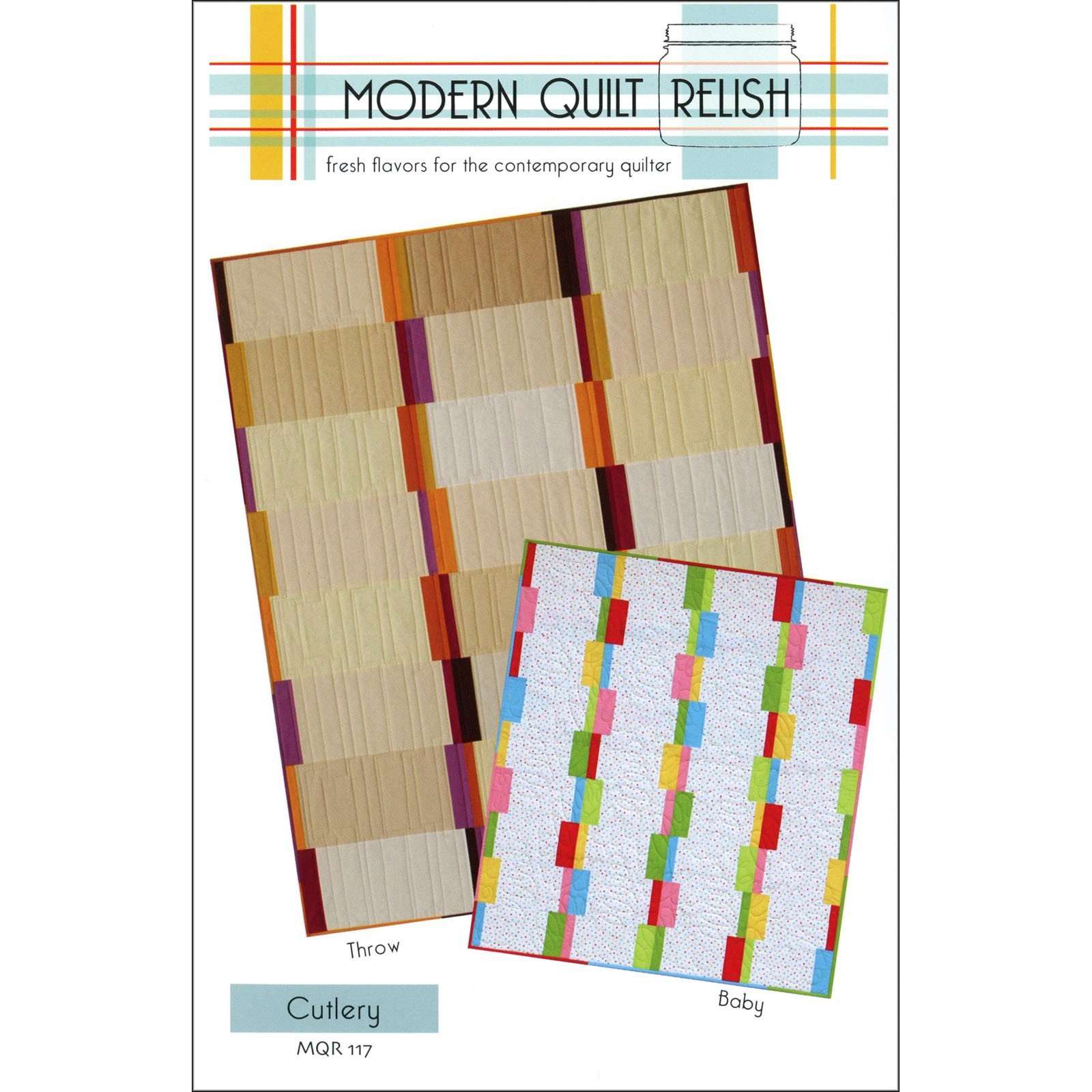 Cutlery<br/>Modern Quilt Relish
