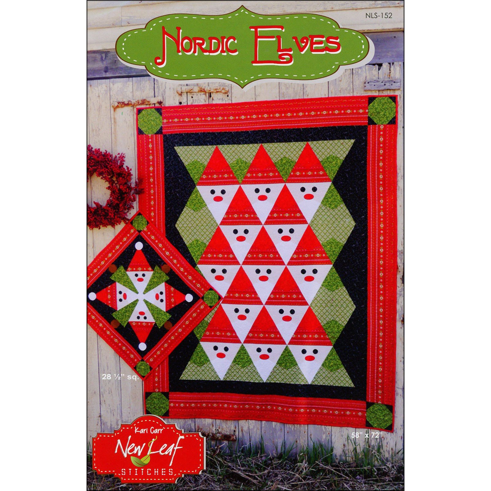 Nordic Elves<br/>New Leaf Stitches