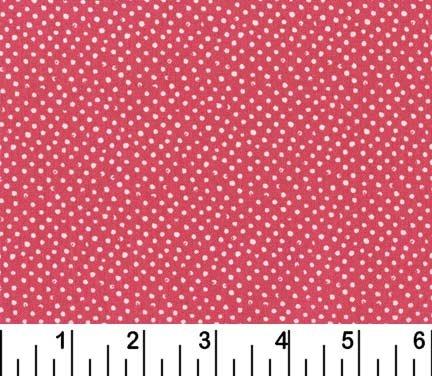 Mini Confetti Dots Peony<br/>Dear Stella