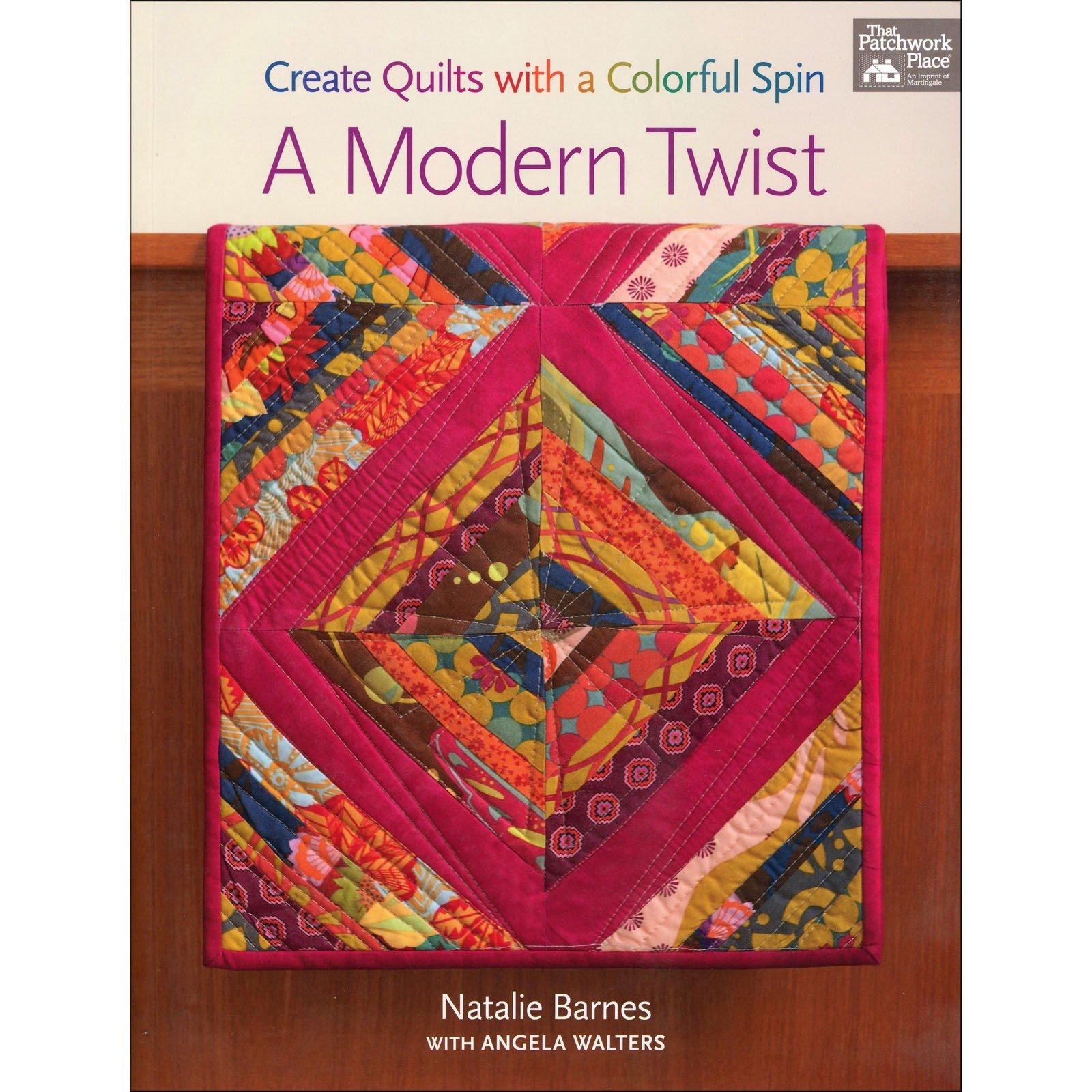 A Modern Twist<br/>Natalie Barnes