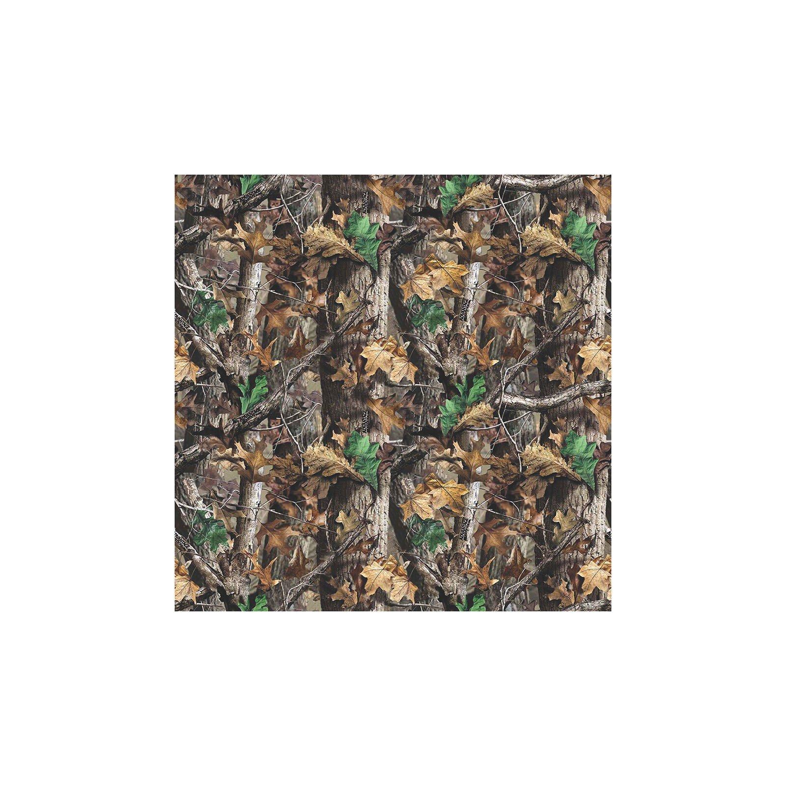 Realtree Camo Flannel<br/>Print Concepts 10023