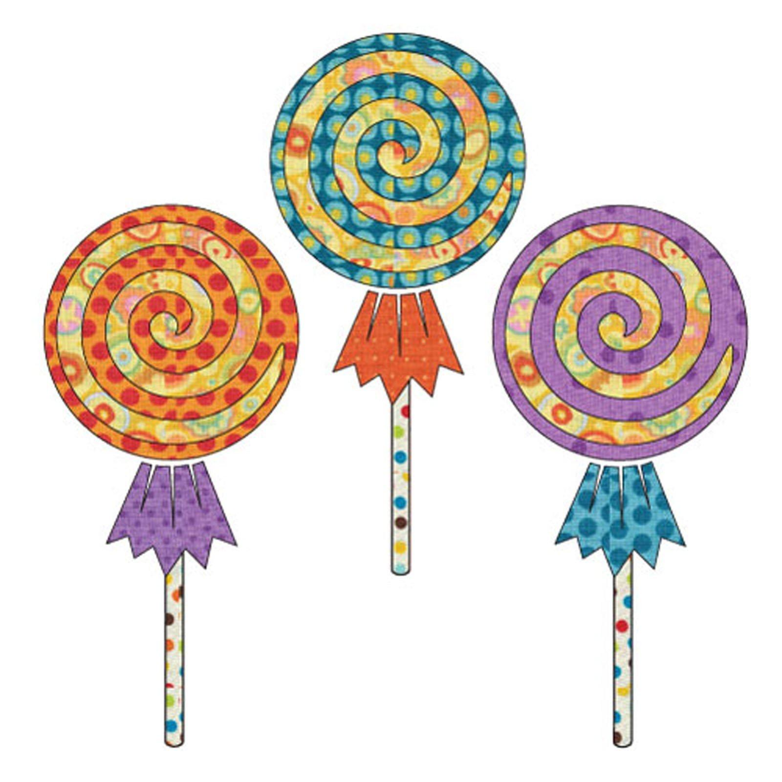 Sweet Treats - Lollipop Set<br/>Applique Elementz 1108