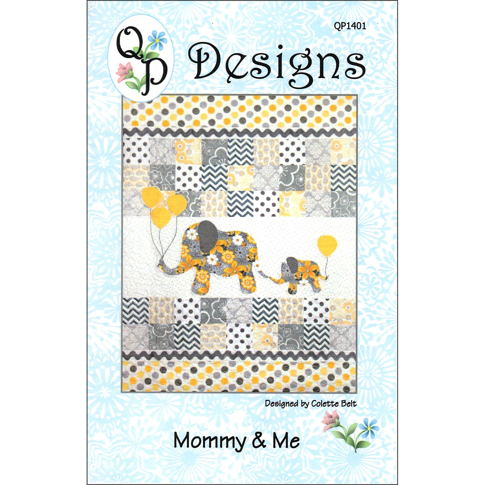 Mommy & Me Quilt<br/>Quilters' Paradise