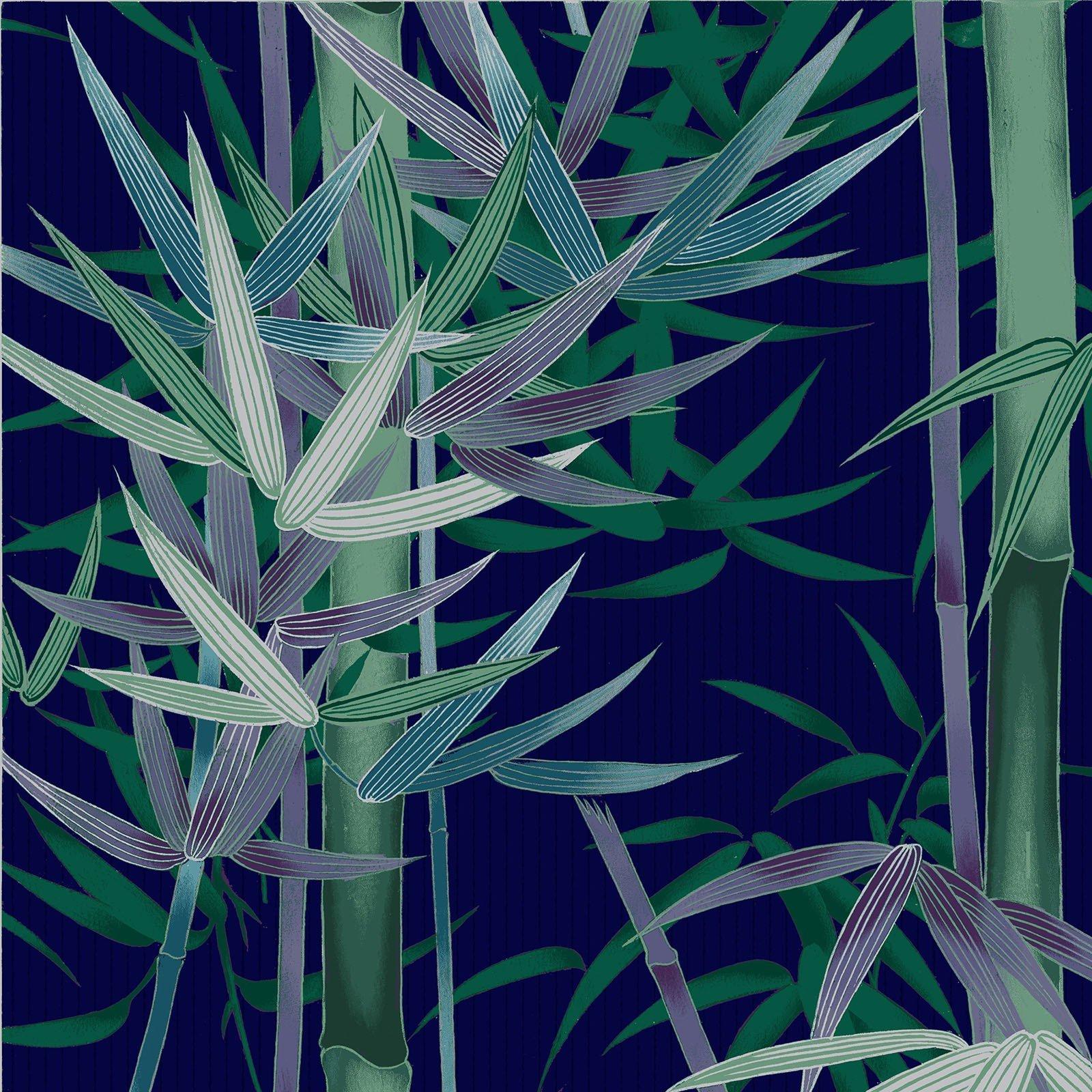 Bamboo - Nautical Silver Metallic<br/>Quilt Gate