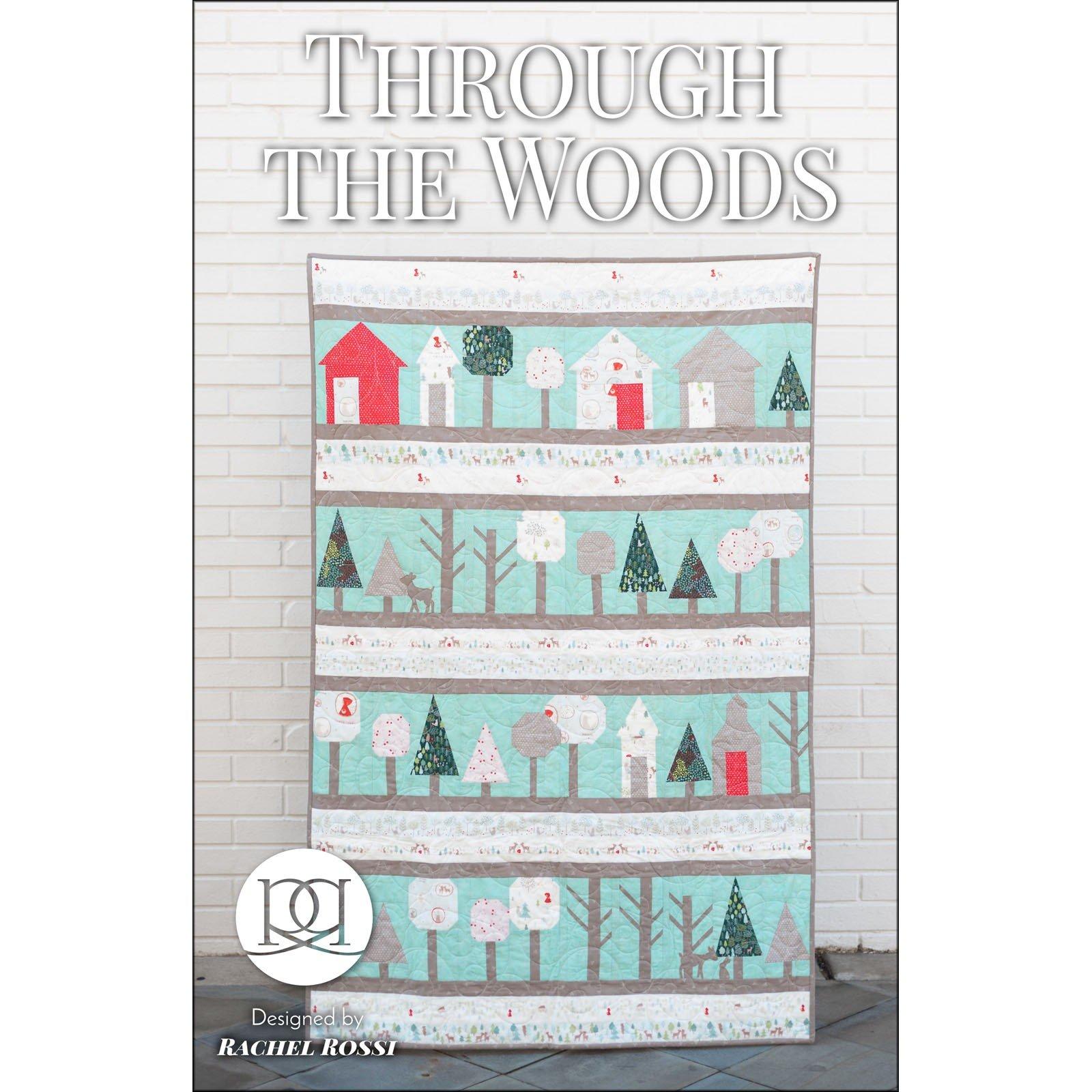 Through The Woods<br/>Rachel Rossi Designs