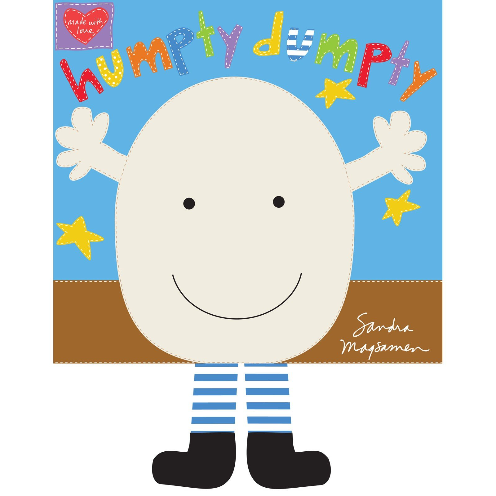 Humpty Dumpty Book Panel<br/>Studio-e 5056P-1