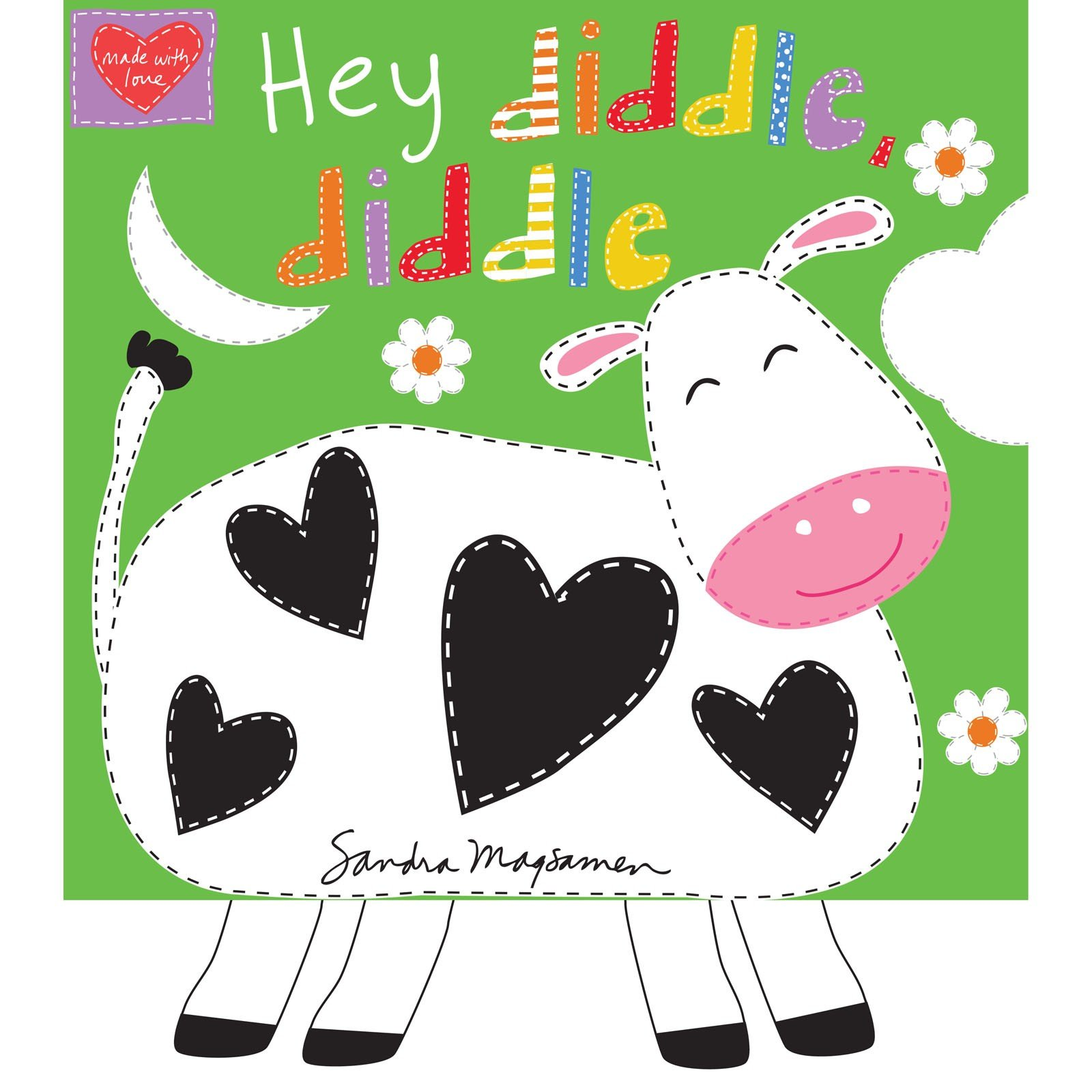 Hey Diddle Diddle Book Panel<br/>Studio-e 5057P-1