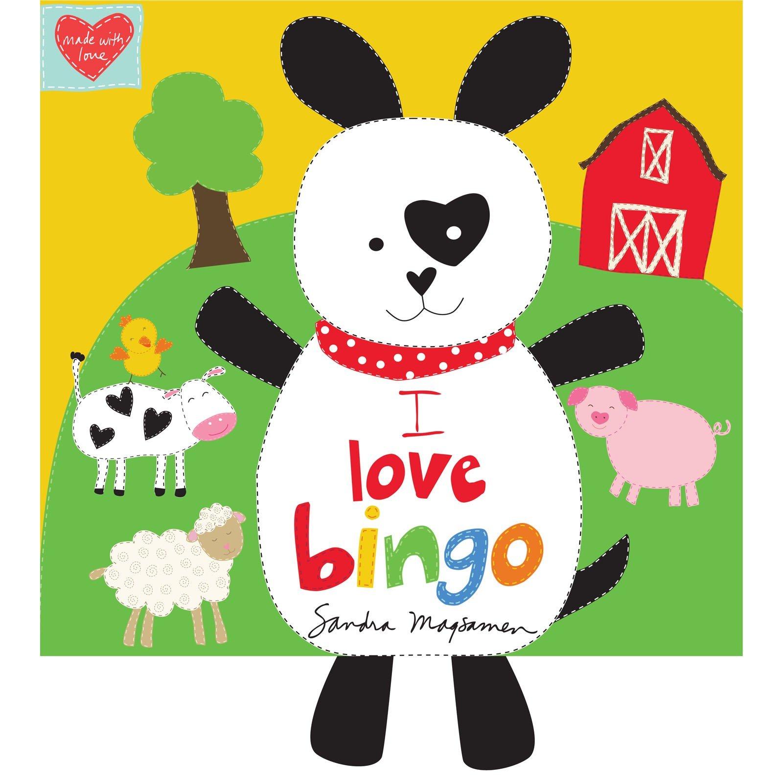 Bingo Book Panel<br/>Studio-e 5059P-1