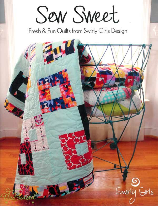 Sew Sweet Quilts</br>Swirly Girls