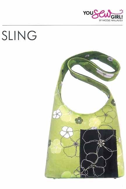 Sling Bag<br/>You Sew Girl!