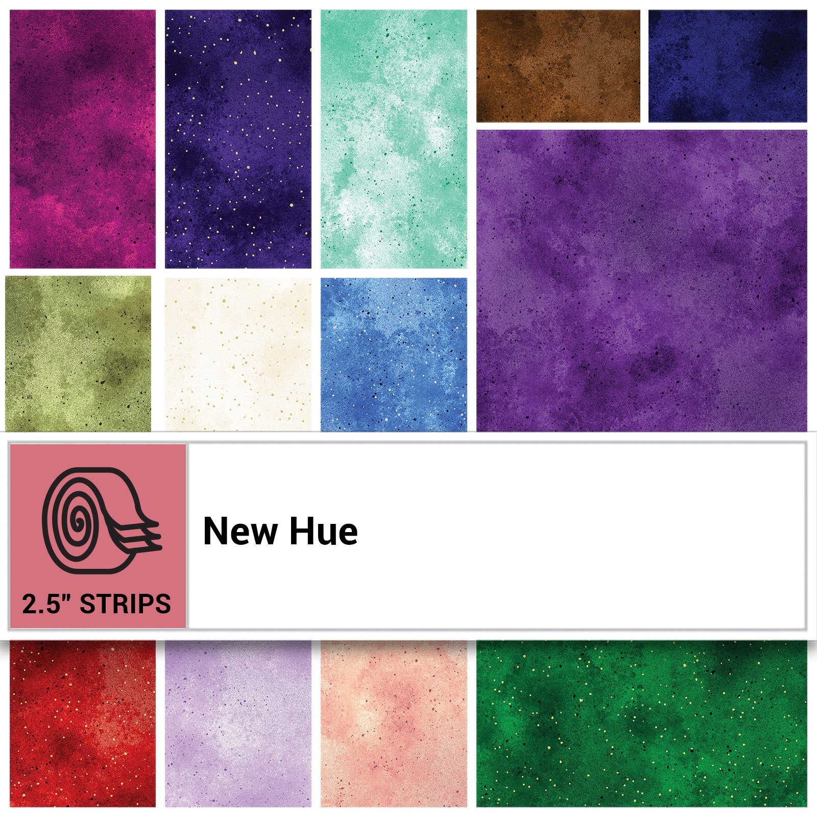 Strips - New Hue<br/>Kanvas Studio KASNEH