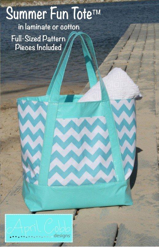 Summer Fun Tote<br/>April Cobb Designs