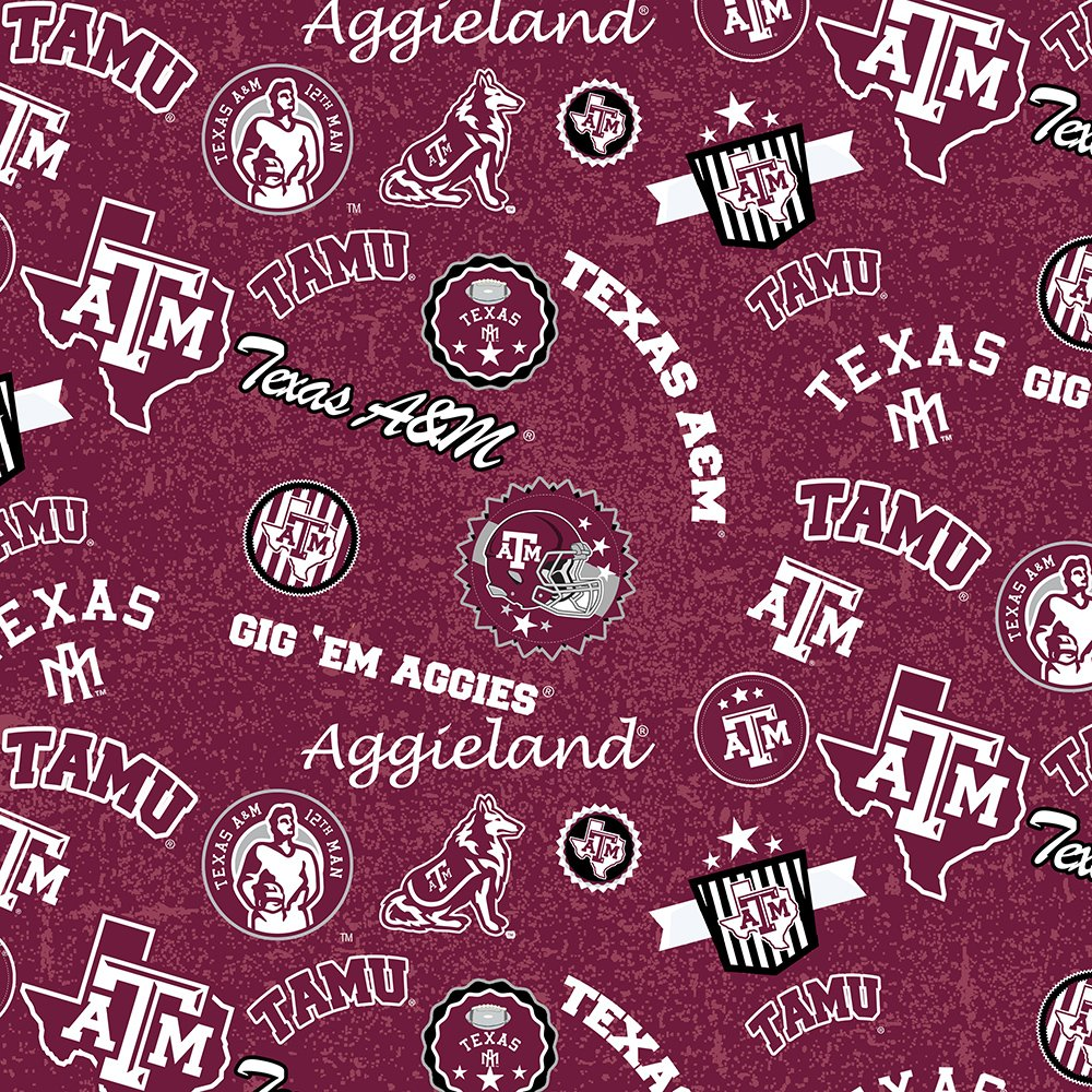 Texas A&M Aggies Home State FQ<br/>Sykel TAM-1208