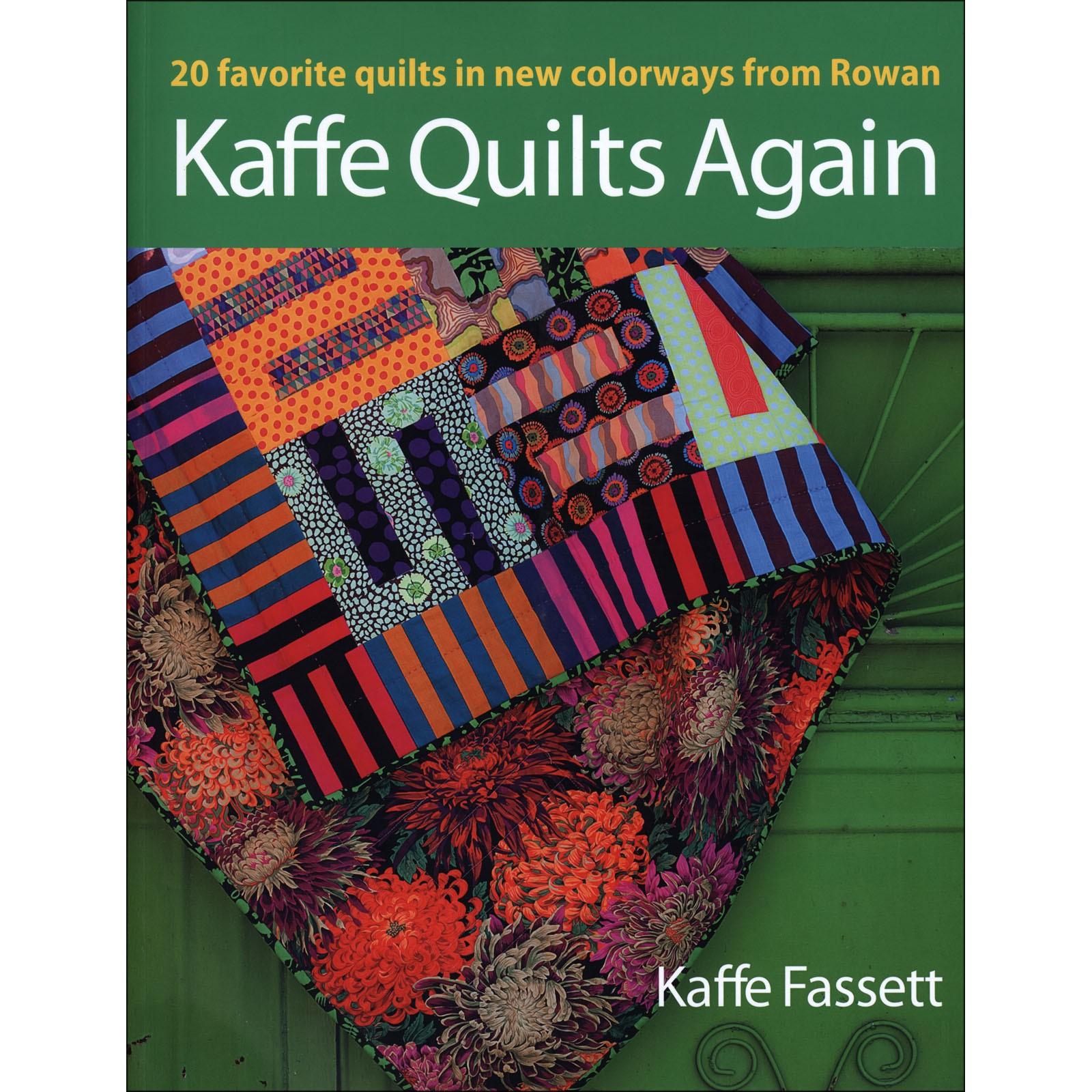 Kaffe Quilts Again<br/>Kaffe Fassett