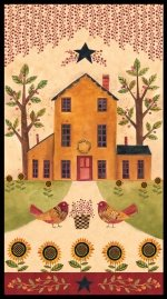 Give Thanks Panel<br/>Blank Quilting 8561-41