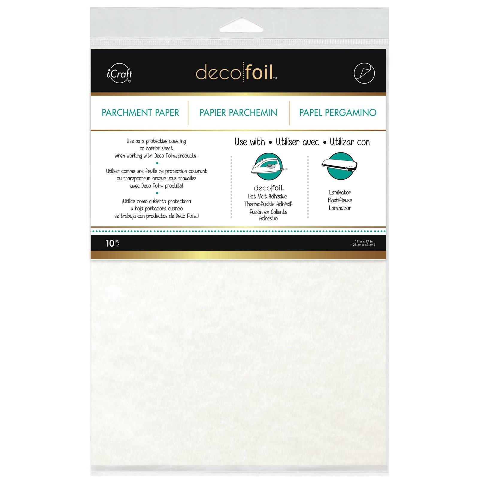 Parchment Paper<br/>Deco Foil #3388