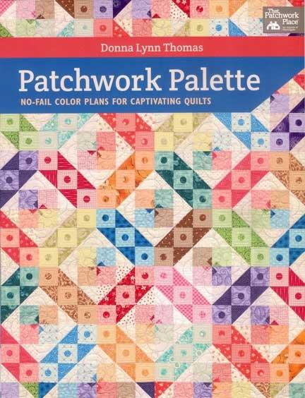 Patchwork Palette<br/>Donna Lynn Thomas