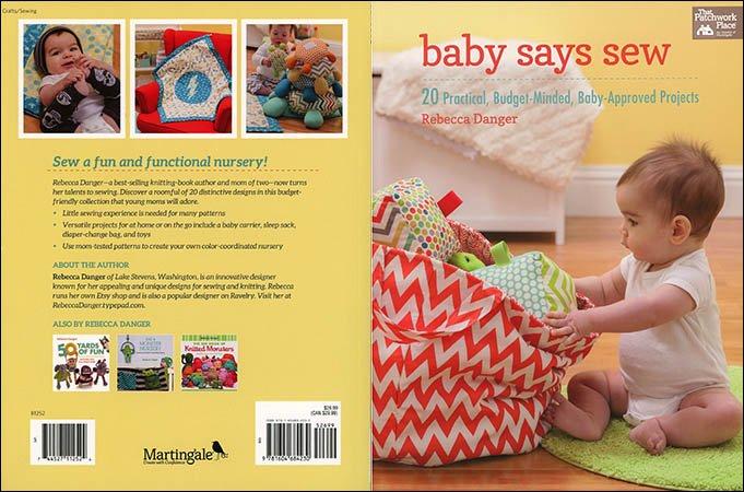 Baby Says Sew<br/>Rebecca Danger