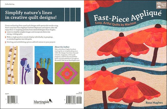 Fast-Piece Applique<br/>Rose Hughes
