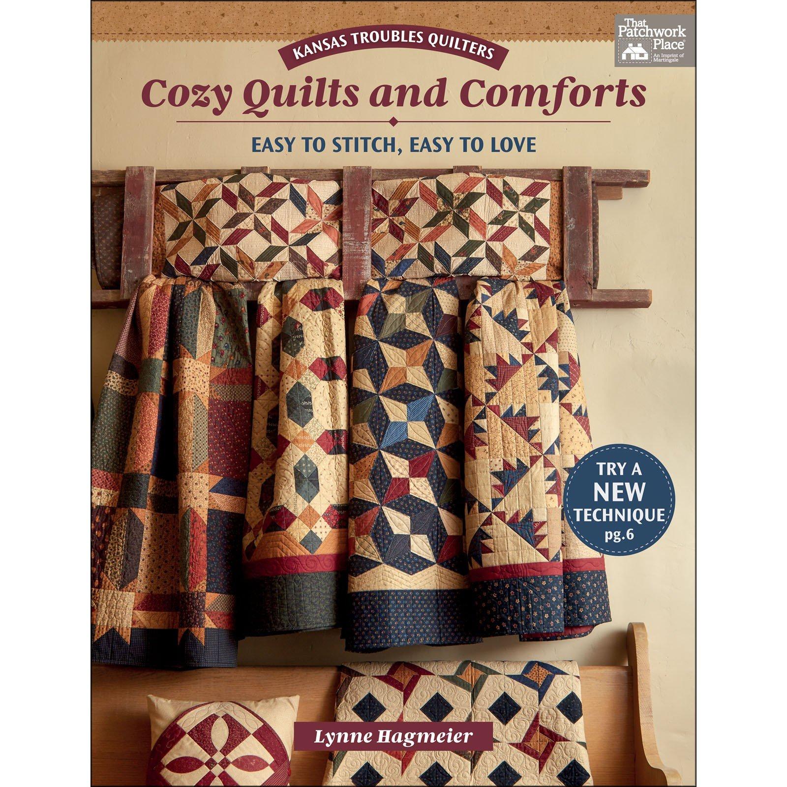 Cozy Quilts & Comforts<br/>Lynne Hagmeier