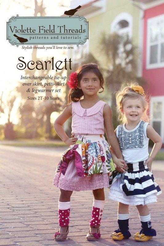 Scarlett - Skirt<br/>Violette Field Threads