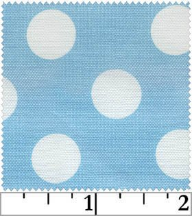 Dots Brights - Bahama Blue<br/>Windham Fabrics 29395-5
