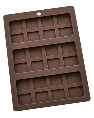 Mrs. Anderson's Silicone  Chocolate Bar Mold