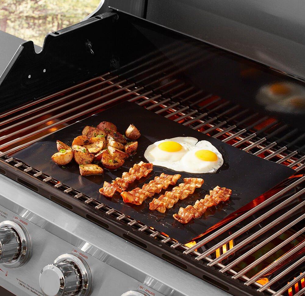 MR. BBQ Reusable Grill Mat
